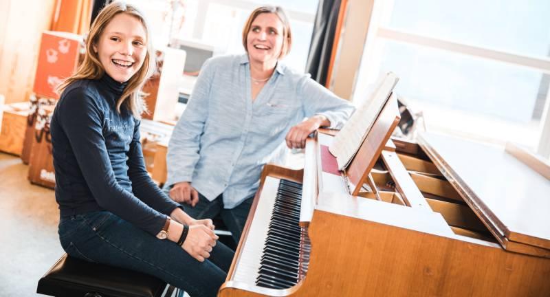 Klavierunterricht Corinna Soerensen